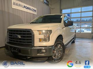 Used 2015 Ford F-150 Cab SuperCrew 4RM 145 po XLT for sale in St-Hyacinthe, QC