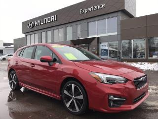 Used 2018 Subaru Impreza Sport-tech for sale in Charlottetown, PE