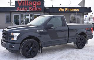 Used 2016 Ford F-150 XL BLUETOOTH! CRUISE CONTROL! 4X4! for sale in Saskatoon, SK