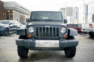 Used 2013 Jeep Wrangler Sahara NAVI/UCONNECT/6 SPEED for sale in Concord, ON
