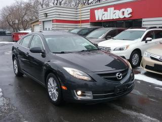 Used 2013 Mazda MAZDA6 Grand Touring Leather Seats Sunroof for sale in Ottawa, ON