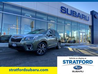 New 2021 Subaru Forester Limited for sale in Stratford, ON