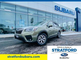 New 2021 Subaru Forester TOURING for sale in Stratford, ON