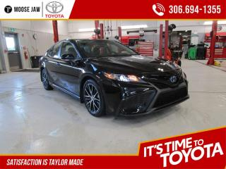 New 2021 Toyota Camry HYBRID XLE Hybrid SE for sale in Moose Jaw, SK