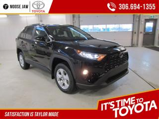 New 2021 Toyota RAV4 XLE AWD for sale in Moose Jaw, SK