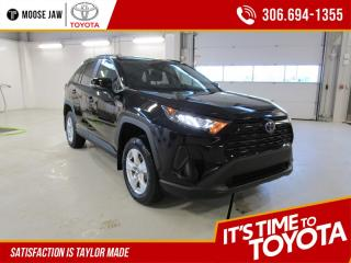 New 2021 Toyota RAV4 Hybrid Hybrid LE AWD for sale in Moose Jaw, SK