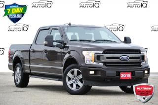 Used 2018 Ford F-150 XLT 302A | 5.0L ENGINE | SPORT PACKAGE for sale in Kitchener, ON