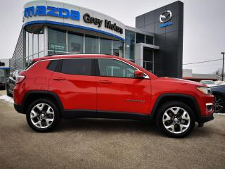 Used 2020 Jeep Compass LIMITED for sale in Owen Sound, ON
