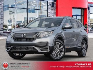 New 2021 Honda CR-V Touring for sale in Huntsville, ON