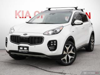 Used 2017 Kia Sportage SX Turbo Lady Driven, No Accidents, Svc'd here! for sale in Hamilton, ON