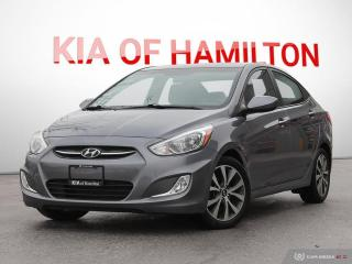 Used 2016 Hyundai Accent GL One Owner, No Accidents, Auto for sale in Hamilton, ON