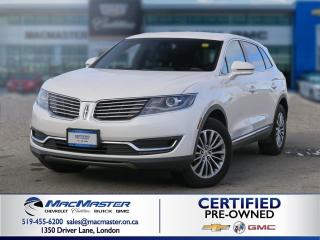 Used 2016 Lincoln MKX Select for sale in London, ON
