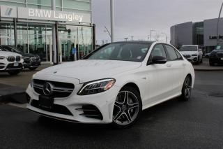 Used 2019 Mercedes-Benz AMG C 43 4matic Sedan for sale in Langley, BC