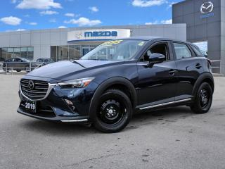 Used 2019 Mazda CX-3 GT - with only 21352 kms!! Winter Tires on rims as well as Factory Rims & tires for sale in Hamilton, ON