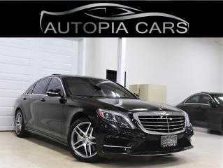 Used 2015 Mercedes-Benz S-Class 4dr Sdn S 550 4MATIC LWB for sale in North York, ON
