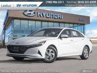New 2021 Hyundai Elantra Essential for sale in Leduc, AB