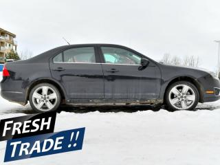Used 2010 Ford Fusion SPORT for sale in Red Deer, AB