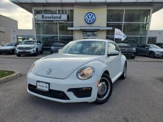 Used 2017 Volkswagen Beetle Coupe Classic 2dr FWD Hatchback for sale in Burlington, ON