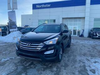 Used 2014 Hyundai Santa Fe Sport AWD/HEATED SEATS/CRUISE CONTROL/BLUETOOTH for sale in Edmonton, AB