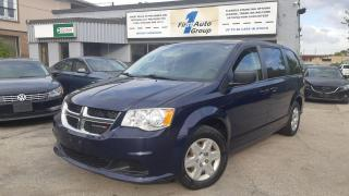 Used 2012 Dodge Grand Caravan SXT DVD/Backup Cam/Bluetooth for sale in Etobicoke, ON