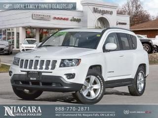 Used 2015 Jeep Compass HIGH ALTITUDE | LEATHER for sale in Niagara Falls, ON
