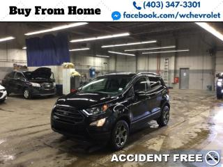 Used 2018 Ford EcoSport SES for sale in Red Deer, AB