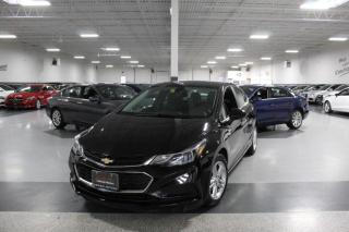 Used 2017 Chevrolet Cruze LT NO ACCIDENTS I REAR CAM I HEATED SEATS I POWER OPTIONS for sale in Mississauga, ON