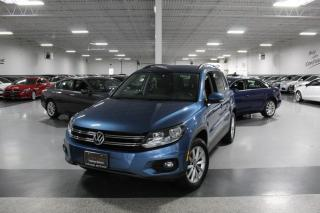Used 2017 Volkswagen Tiguan TSI 4MOTION WOLFSBURG EDITION I LEATHER I REAR CAM I CARPLAY for sale in Mississauga, ON