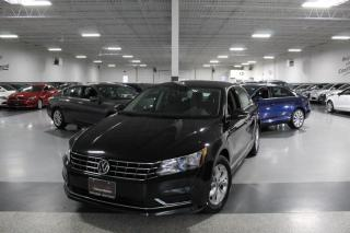 Used 2017 Volkswagen Passat TSI NO ACCIDENTS I REAR CAM I CARPLAY I HEATED SEATS I BT for sale in Mississauga, ON