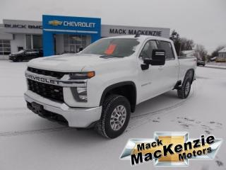 Used 2020 Chevrolet Silverado 2500 HD LT CrewCab 4x4 for sale in Renfrew, ON