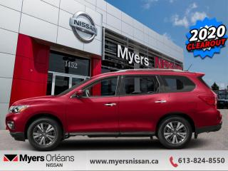 New 2020 Nissan Pathfinder SL Premium  - Sunroof -  Navigation - $278 B/W for sale in Orleans, ON