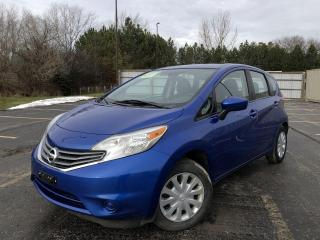 Used 2016 Nissan Versa Note SV for sale in Cayuga, ON
