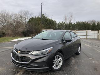 Used 2017 Chevrolet Cruze LT for sale in Cayuga, ON