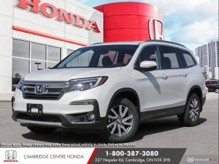 New 2021 Honda Pilot EX-L Navi LEATHER INTERIOR | HEATED SEATS | HONDA SENSING TECHNOLOGIES for sale in Cambridge, ON