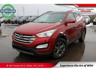 Used 2015 Hyundai Santa Fe Sport AWD 4dr 2.4L Luxury for sale in Whitby, ON