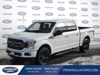 Used 2018 Ford F-150 XLT - Bluetooth -  SiriusXM - $273 B/W for sale in Port Elgin, ON