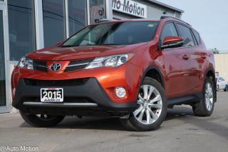 Used 2015 Toyota RAV4 for sale in Chatham, ON
