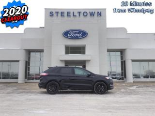 New 2020 Ford Edge ST Line  - Sunroof - Activex Seats for sale in Selkirk, MB
