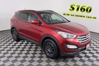 Used 2016 Hyundai Santa Fe Sport 2.0T Limited Adventure Edition 1 OWNER - NO ACCIDENTS! NAVI | AWD | LEATHER for sale in Huntsville, ON