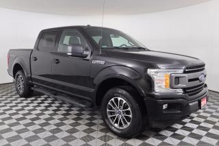 Used 2018 Ford F-150 XLT ONE OWNER - NO ACCIDENTS! 4X4, CREW CAB, 8
