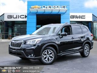 Used 2019 Subaru Forester ONE OWNER! | CLEAN HISTORY! for sale in Burlington, ON