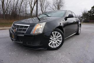 Used 2011 Cadillac CTS SUPER RARE / 6 SPEED MANUAL / LOCAL CAR / FUN CAR for sale in Etobicoke, ON