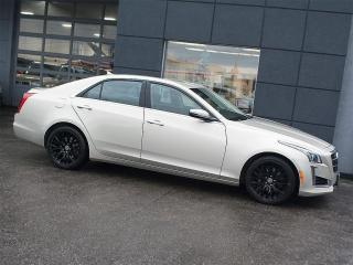 Used 2014 Cadillac CTS LUX|AWD|NAVI|REARCAM|PANOROOF|18 inch ALLOYS for sale in Toronto, ON