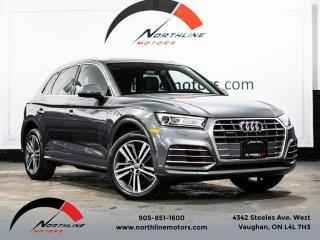 Used 2018 Audi Q5 Progressiv/S-Line/Navigation for sale in Vaughan, ON
