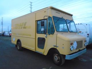 Used 2009 Ford E450 STEP VAN 14FT for sale in Mississauga, ON