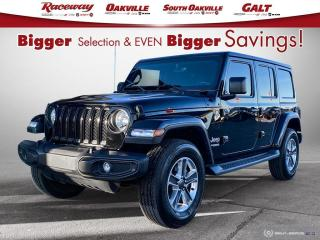 Used 2019 Jeep Wrangler 4x4   LOCAL TRADE   CLEAN CARFAX   OWN IT TODAY   for sale in Etobicoke, ON