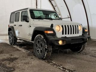 New 2021 Jeep Wrangler UNLIMITED SPORT for sale in Ottawa, ON