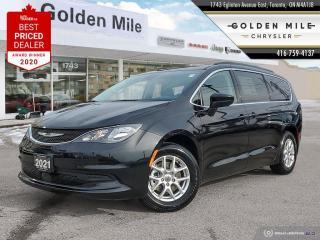 New 2021 Dodge Grand Caravan SXT Heated seats/Steering wheel, Stow N Go, NAVI, Park Assist for sale in North York, ON