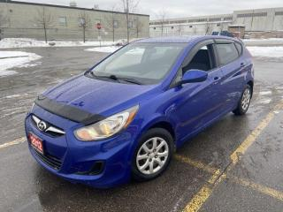 Used 2012 Hyundai Accent GL, Automatic, 4 Door, 3/Y Warranty availabl for sale in Toronto, ON