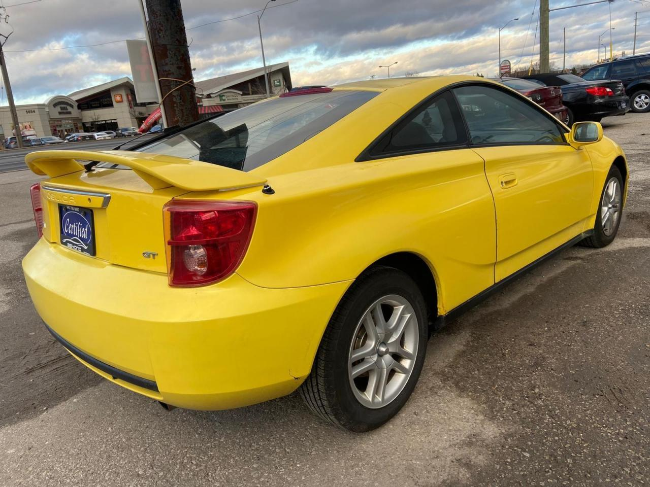 2005 Toyota Celica